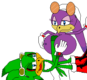 dynamite the jet the bean and hawk Cheshire cat's welcome to wonderland
