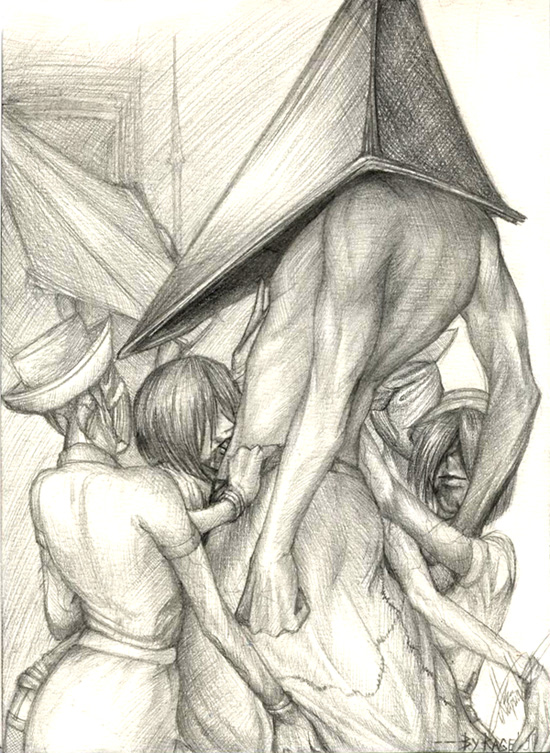 the keeper pyramid head vs How to get to resourceful rat