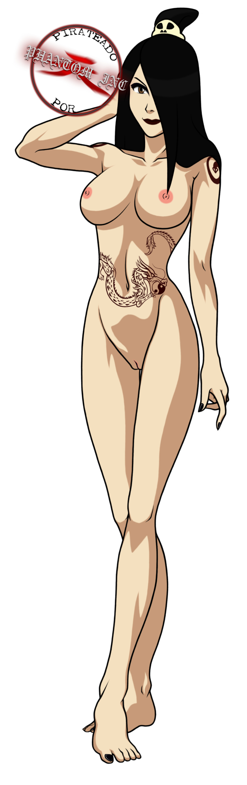 june the last airbender avatar Beauty and the beast belle naked