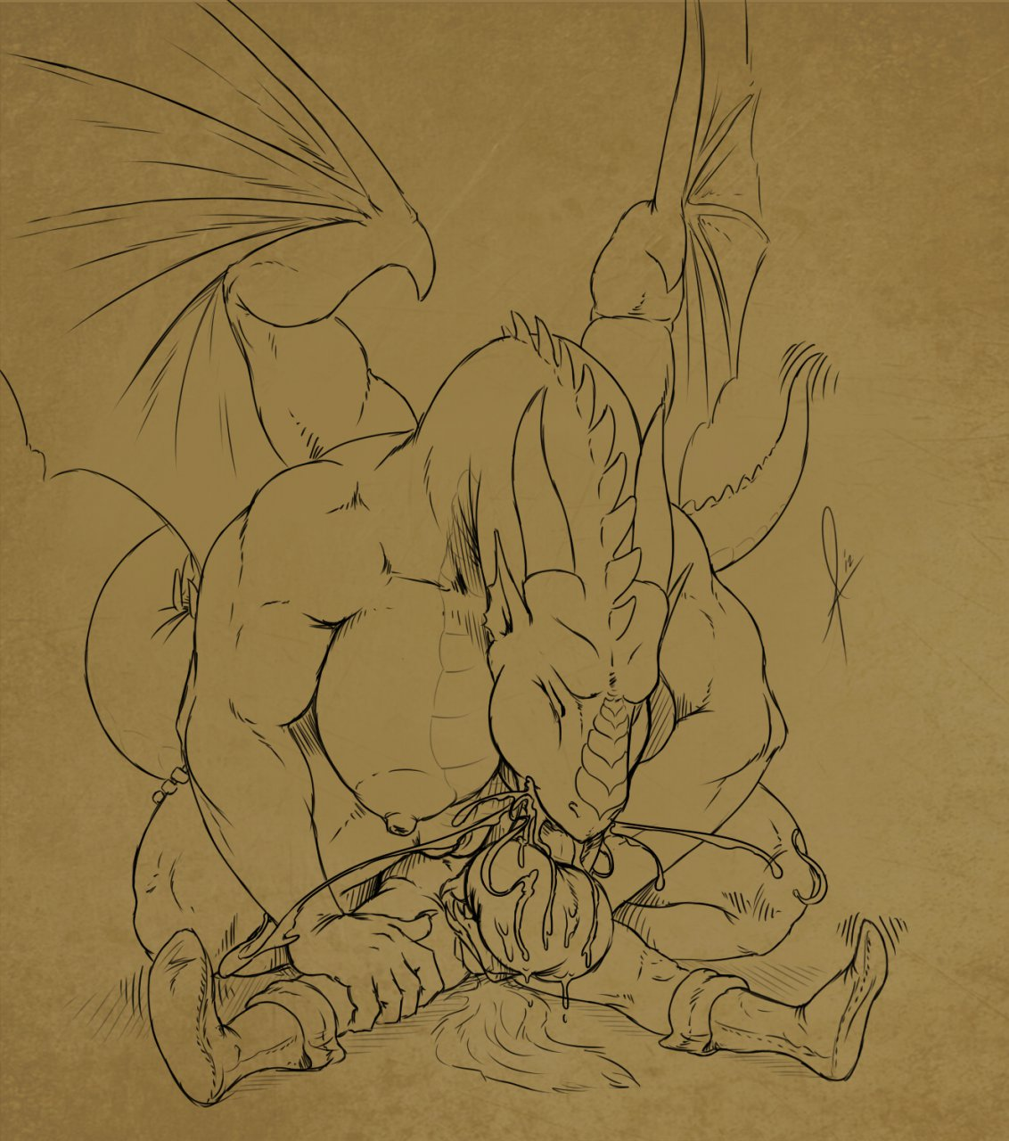 here be there dragons e621 Is it wrong to pick up a girl in a dungeon loki