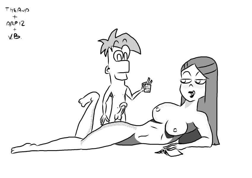 ferb and mom nude phineas Is kale related to broly